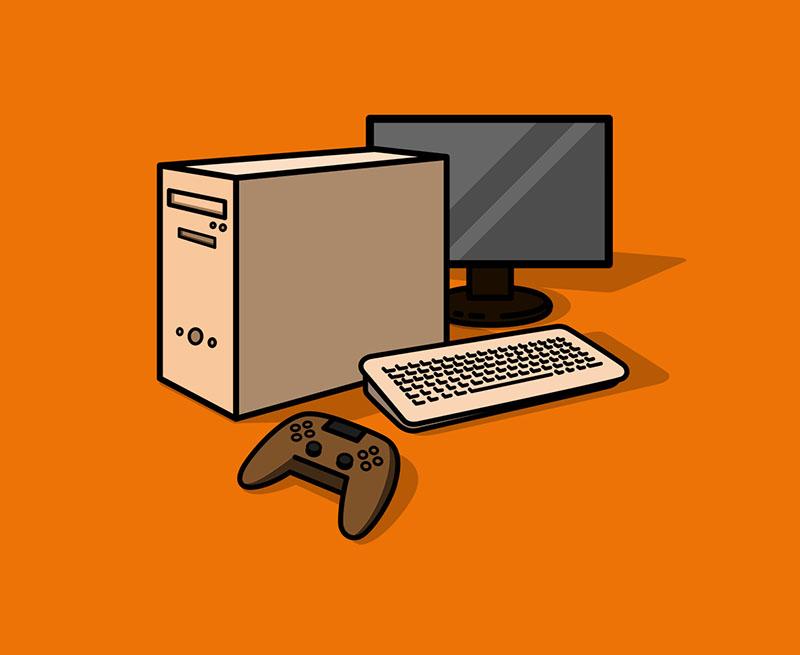Gut erhaltenes Laptop gesucht