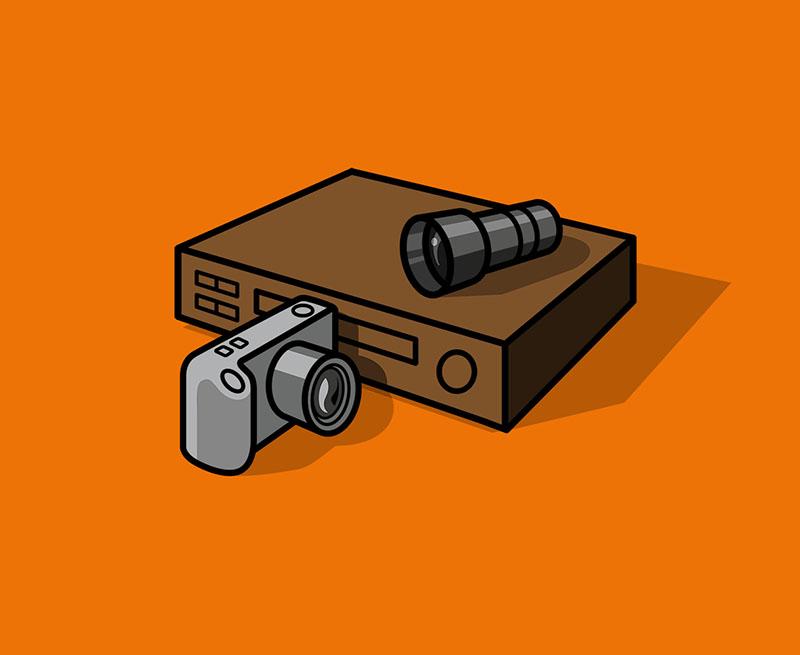 Nicht digitale Nikon Kamera